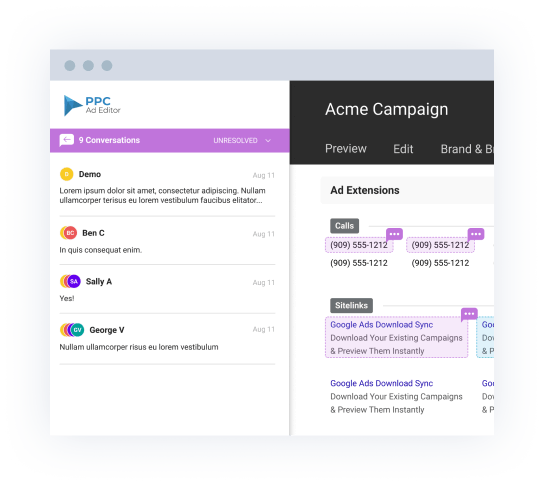 Asking Your Clients To Review Your PPC Campaigns Just Got Easier