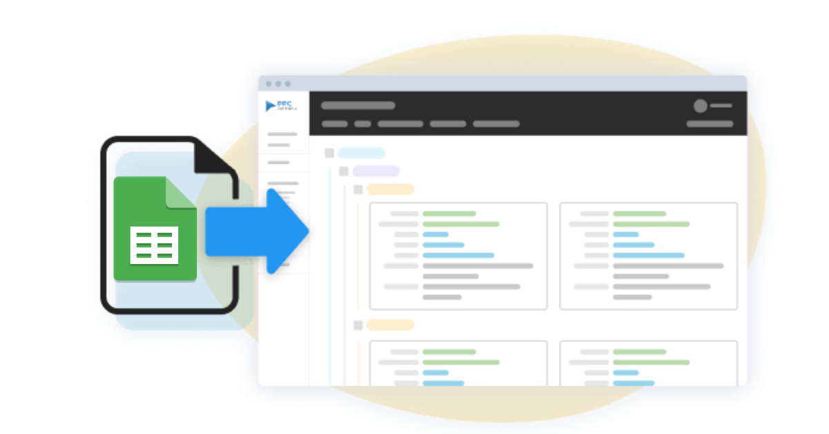 Build Out Your Campaigns Faster Using a Google Ads Excel Template